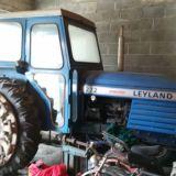 Trattore Leyland  272