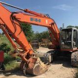 Escavatore Fiat Ex 165 hitachi