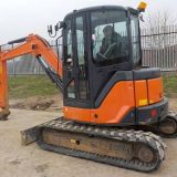 Escavatore  Zx52u hitachi