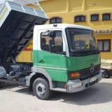 Autocarro Mercedes 815