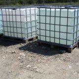 Botte  Cubo 1000 litri per liquidi