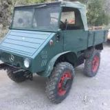 Unimog Mercedes 411