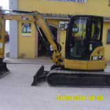 Escavatore  305 ecr caterpillar
