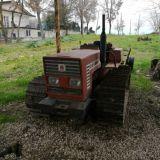 Trattore cingolato Fiat 80/65