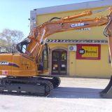 Escavatore Case Cx135 sr