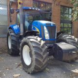 Trattore New holland  T8040