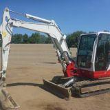 Escavatore  Tb250 takeuchi