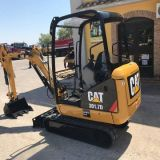 Escavatore  301.7d caterpillar