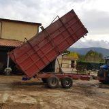Rimorchio Omp multi uso agricolo
