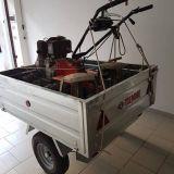 Motozappatrice  10 cv ruggerini