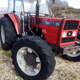Trattore Massey fergusson  393 s