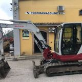 Escavatore  Tb250 takeuchi