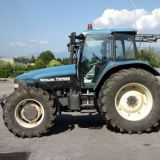 Trattore New holland  Tm 165