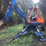 Escavatore ragno  Kamo 50 mobil