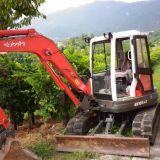 Escavatore Kubota kx 161 3a