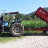 Carrello agricolo  f45 francini