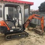 Escavatore  Zaxis 16 hitachi
