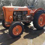 Trattore d'epoca Fiat 311