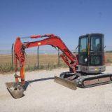 Escavatore Case Cx50bc
