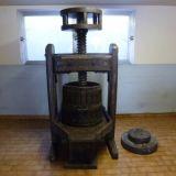Torchio  antico del 1855
