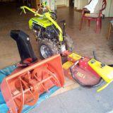 Motocoltivatore Grillo Grillino 127