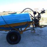 Botte trasporto liquidi  1000 litri