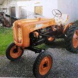 Trattore d'epoca Fiat 211r