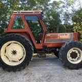 Trattore Fiat  100-90 dt