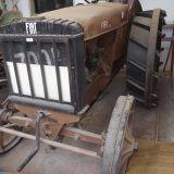 d'epoca Fiat 700 d ruote in ferro
