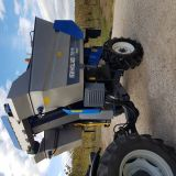 Vendemmiatrice New holland Tb 15 braud
