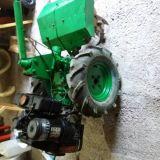 Motozappa Lombardini Randi 10 cv