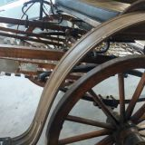 Carrozza  D'epoca massafrese con freno