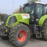 Trattore Claas  Axion 820 cmatic
