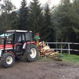 Trattore Lindner  Bf 520