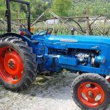 Trattore d'epoca Fordson Super major 08b