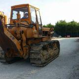 Ruspa bulldozer Fiat 14b allis
