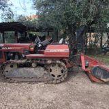Trattore cingolato Fiat Fiatagri 60-85