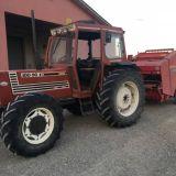 Trattore Fiat  100/90 dt