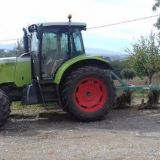 Trattore Claas  617 atz