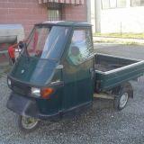 Autocarro  50 cc ape piaggio