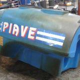 Cisterna  piave polycompact 1500