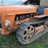 Trattore cingolato Fiat 322 c