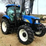 Trattore New holland  T 6050