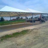 Struttura ferro  Zincato capannone