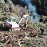 Escavatore  tb175 takeuchi