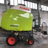 Rotoballe Claas 380