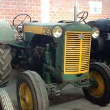 Trattore d'epoca Case Lah 4 cilindri diesel