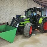 Trattore Claas  Ares 577