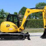 Mini escavatore Jcb jcb 8080