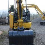 Mini escavatore  cingolato komatsu pc18 mr.2